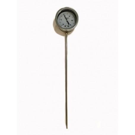 Termometro acciaio Inox -20/80C°